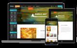 Outils de Création et d'Hébergement de Site Web